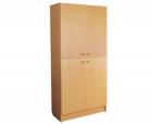 Шкаф для документов  4-х дверный