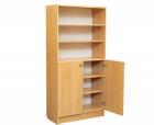 Шкаф для документов  полуоткрытый